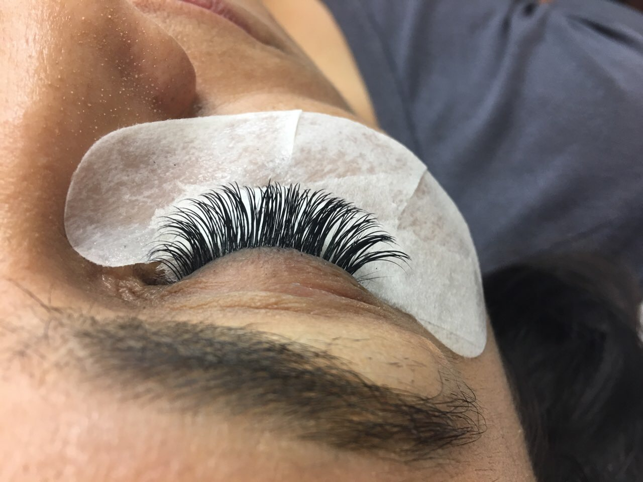 Eyelash & Eyebrows Photo