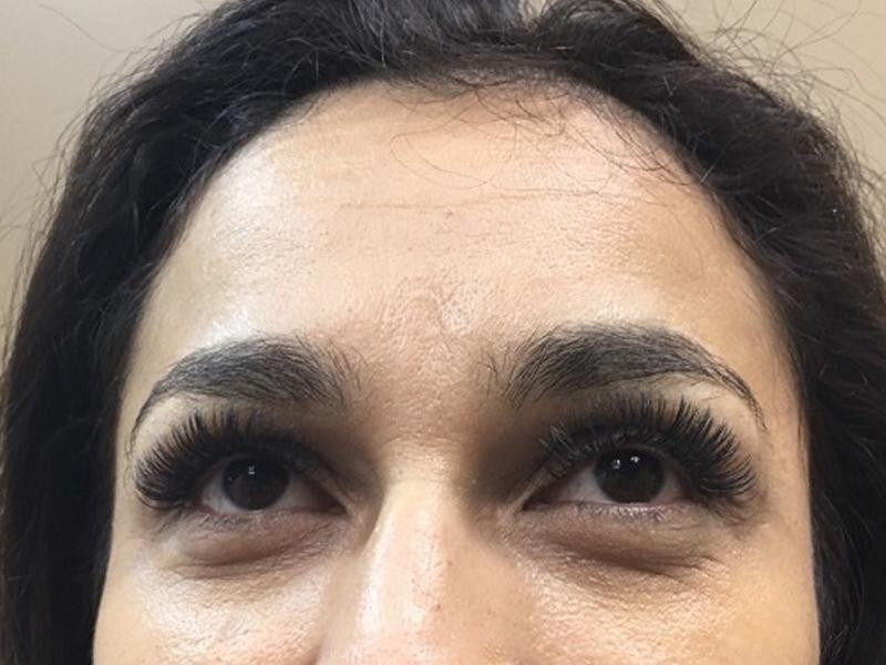Eyelash & Eyebrows Photo